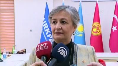 Türk Dünyası Kadın Platformundan TÜRKPA'ya ziyaret - BAKÜ