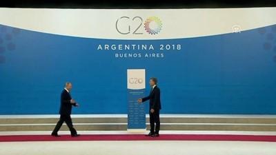 G20 Zirvesi - Liderlerin gelişi (3) - BUENOS AİRES