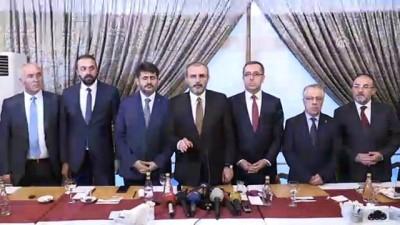 AK Parti Genel Başkan Yardımcısı Ünal: 'Bizim eserlerimiz ortada' - KAHRAMANMARAŞ