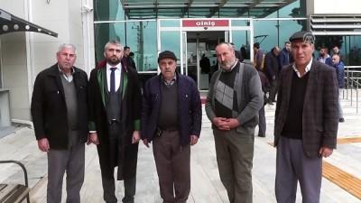 Ödemiş'teki trafik kazası davası - İZMİR