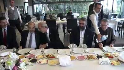 Trabzon Valisi Ustaoğlu, gazetecilerle bir araya geldi - TRABZON