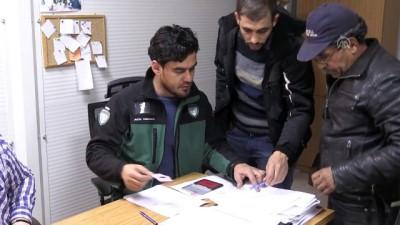 Suriyeli engellilere elektrikli motosiklet - KİLİS