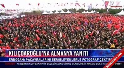 Erdoğan'dan Kılıçdaroğlu'nun sokak çağrısına yanıt...