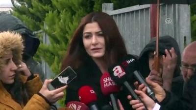 Deniz Çakır adliye çıkışında açıklama yaptı - İSTANBUL