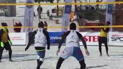 2019 CEV Kar Voleybolu Avrupa Turu - KAYSERİ