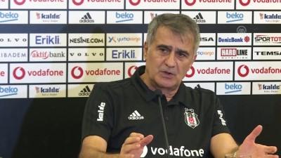 Beşiktaş Teknik Direktörü Şenol Güneş - Babel'le transfer görüşmesi - ANTALYA