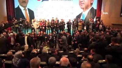 """AK Partili Çelik: """"Suriye'nin kuzeyindeki tehditlere asla müsaade etmeyeceğiz"""""""