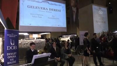 Anadolu Medeniyetleri Müzesi'nde müzik ziyafeti (2) - ANKARA