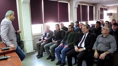 Siirt'te arıcılık eğitimi - SİİRT