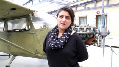 Türkiye'nin ilk kadın İHA 2 pilotu sertifikasını aldı