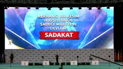 Cumhurbaşkanı Erdoğan: 'Kentsel dönüşüm projelerini, şehirlerimizi hem deprem riskinden hem de çarpık yapılaşmadan kurtarmaya dönük olarak geliştireceğiz'- ANKARA