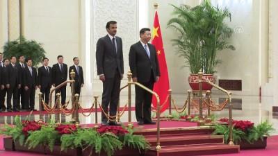 Çin ve Katar'dan iş birliği vurgusu - PEKİN