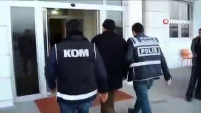 Aksaray'daki FETÖ/PDY operasyonunda 2 tutuklama
