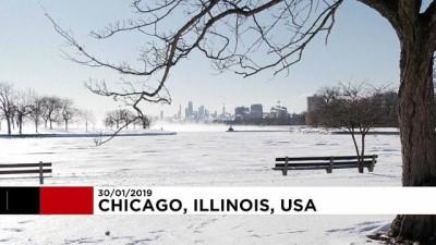 ABD'de dondurucu soğuklar en az 5 can aldı