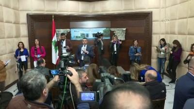 Lübnan'da yeni hükümet kuruldu - Başbakan Saad Hariri - BEYRUT