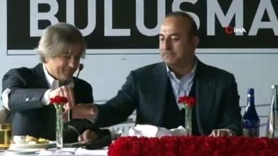 Mevlüt Çavuşoğlu: 'Suriye'de sivil toplum, rejim ve muhalefeti bir araya getirip, ülke için bir anayasa taslağı hazırlamalarına yardımcı olacağız'