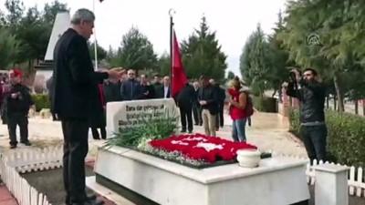 Türkiye'nin ilk şehit kadın pilotu anıldı - BURDUR