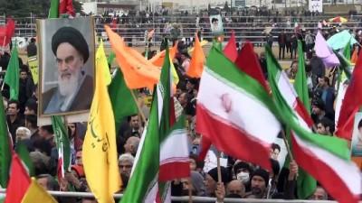 Ruhani'den 'Füze üretimine devam edeceğiz' açıklaması - TAHRAN