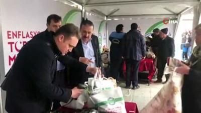 - Sultanbeyli'de tanzim satış noktası hizmete başladı