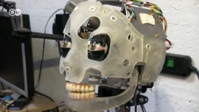 Robot Da Vinci ilk sergisini mayısta açacak