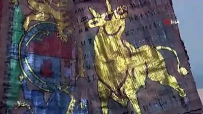 Hz. İsa'nın hayatını anlatan bin yıllık kitaplar Denizli'de yakalandı