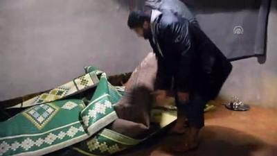 Suriye'deki çadır kentlerde sel çilesi sürüyor - İDLİB