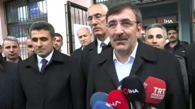 """AK Partili Yılmaz """"Seçimler demokrasinin şenlikleridir"""""""