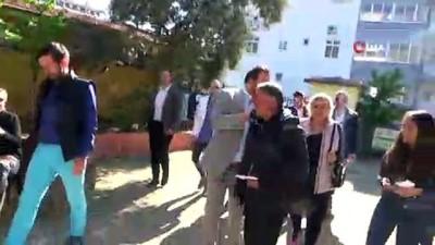 - Muğla'da adaylar oylarını kullandı