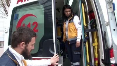 Ambulansla sandık başına gittiler - AFYONKARAHİSAR