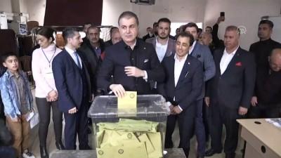 AK Parti Sözcüsü Çelik: '(Malatya'daki seçim kavgası) Sorumlu olan kimse mutlaka cezalandırılacaktır' - ADANA