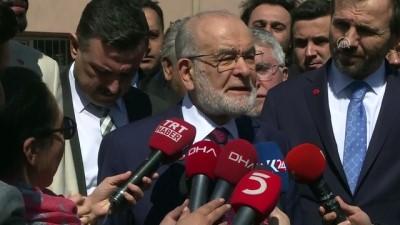 Karamollaoğlu: '(Malatya'daki seçim kavgası) Bu hadiseden ders alınmalıdır' - ANKARA