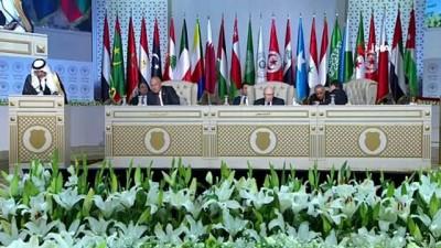 - Tunus'ta 30. Arap Birliği Zirvesi  - Liderler bölgesel meseleleri değerlendirdi
