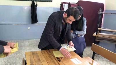 32 ilde oy verme işlemi bitti (1)- ŞANLIURFA