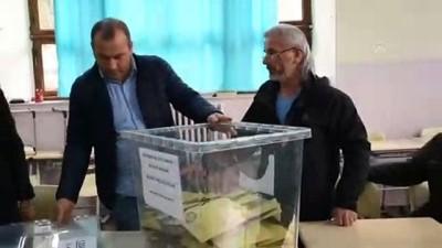 Oy sayım işlemi başladı - TRABZON