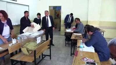Marmaris'te oy sayım işlemi başladı - MUĞLA