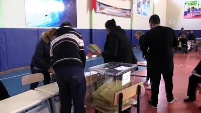 Oy sayım işlemi - KIRKLARELİ