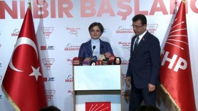 İmamoğlu: 'Güzel bir seçim ortamı geçiyor' - İSTANBUL