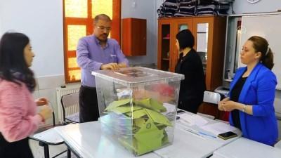 Oy sayım işlemi - TEKİRDAĞ