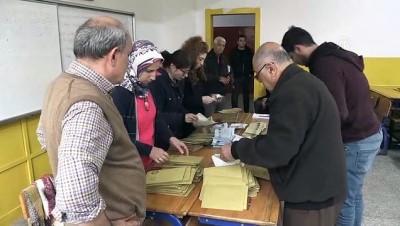 Oy sayım işlemi - MERSİN
