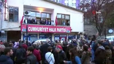 CHP Belediye Başkan adayı Demirhan Elçin bin 97 oy farkla seçimi kazandı