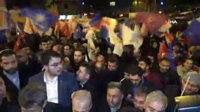 Zonguldak'ta AK Parti sevinci