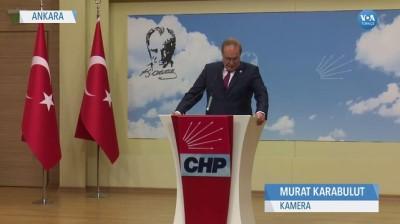 CHP: YSK'dan Veri Akışı Yarım Saattir Durdu
