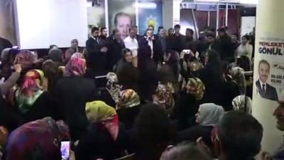Süleyman Kılınç: 'Her türlü olumsuzluk ve propagandaya rağmen başarılı bir sonuç' - ADIYAMAN