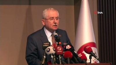 YSK Başkanı Güven: 'Kesinti olup giderildi'