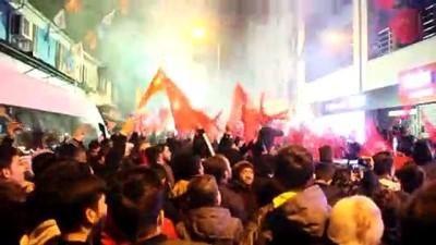 İki partiden de seçim kutlaması - GİRESUN