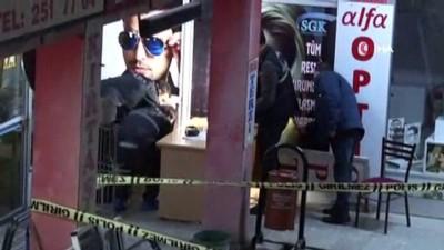 Başkent'te kuryelerin kavgasında silahlar konuştu: 1 ölü 1 ağır yaralı