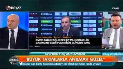 Abdullah Avcı: Beşiktaş neden olmasın
