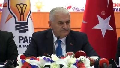 AK Parti İstanbul Milletvekilleri Güler - Maltepe'deki oy sayımı - İSTANBUL