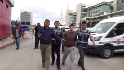 Suç makineleri polis operasyonu ile yakalandı
