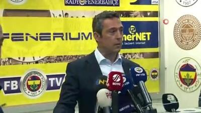 Ali Koç: 'Türk futbolunun bu virüslerden arınması lazım'